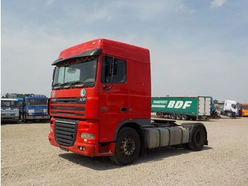 Tractor unit DAF 105 XF 410 Space Cab (MANUAL GEARBOX)