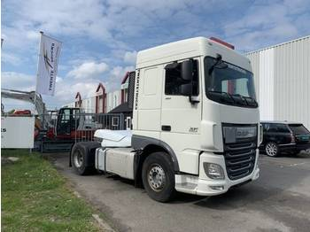 DAF 106 460 Space Cab XF COE - tractor unit