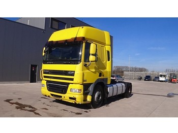Tractor unit DAF 85 CF 410 (MANUAL GEARBOX/ BOITE MANUELLE)