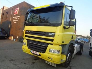 Tractor unit DAF 85 CF 460 Lames/steel/hydraulic BIG axle