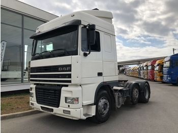 Tractor unit DAF 95XF.430 6x2 EURO2 MANUAL: picture 1