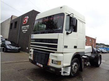 Tractor unit DAF 95 XF 380 spacecab euro 2