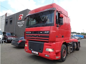 Tractor unit DAF 95 XF 430 6x2 manual