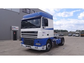 DAF 95 XF 430 Space Cab (MANUAL GEARBOX) - tractor unit