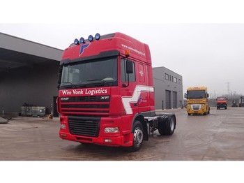 DAF 95 XF 430 Super Space Cab (MANUAL GEARBOX / BOITE MANUELLE) - tractor unit