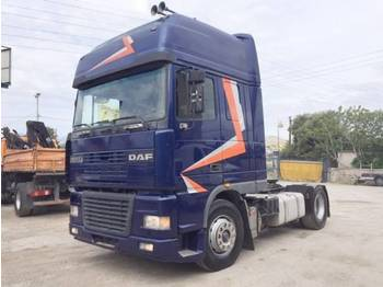 DAF 95 XF 480 MANUAL RETARDER - tractor unit
