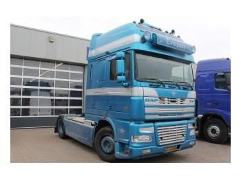 daf 95 xf 530 ssc retarder tractor unit from netherlands. Black Bedroom Furniture Sets. Home Design Ideas