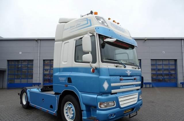 Tractor unit DAF CF85-410 Automatic Euro-5 Special Interior - Truck1 ID:  2897018