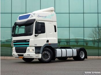 Tractor unit DAF CF85.410 EURO 5 SPACE CAB HOLLAND TRUCK
