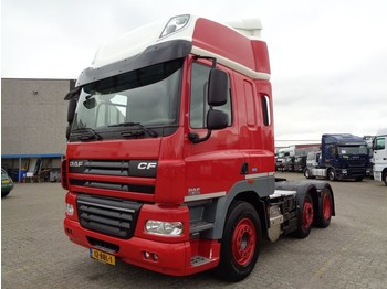 Tractor unit DAF CF85 460 + 6X2 + EURO 5 + SPOILERS + NL TRUCK