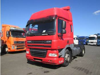 Tractor unit DAF CF 85 410 Spacecab Manual Gearbox Retarder Euro 5