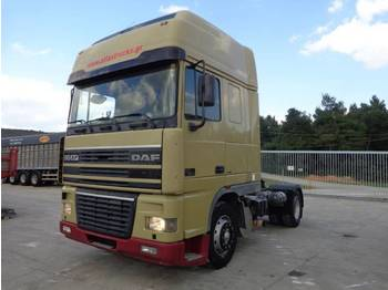 DAF DAD XF.390(4X2) -INTARDER - tractor unit