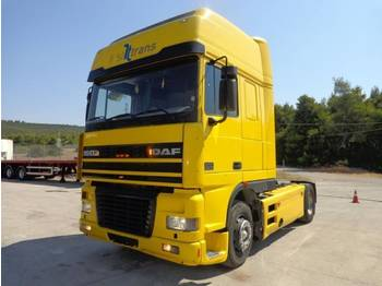 DAF DAF XF.480 SUPER SPACE -INTARDER - tractor unit