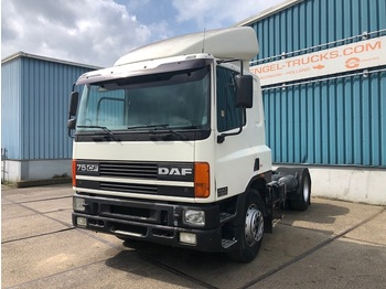 DAF FT75-320CF SLEEPERCAB (MANUAL GEARBOX / AIRCONDITIONING) - tractor unit