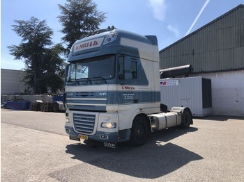 DAF FT XF105.410 - MANUAL - NL TRUCK - GEARBOX PROBLEM - tractor unit