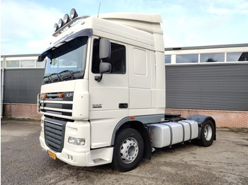 DAF FT XF105.460 4x2 SpaceCab Euro 5 - Alu tank 900L - Steel storage box - Tires 80% good - 12/2019APK - tractor unit