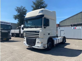 DAF FT XF 105.460 SSC - EURO 5 - RETARDER - AUTOMATIC - NL TRUCK - TOP! - tractor unit