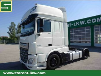 Tractor unit DAF FT XF 530 SSC, LOW DECK, Leder, Ret., Standklima