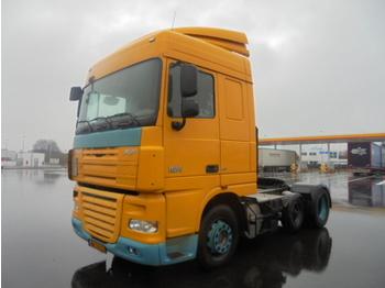 Tractor unit DAF XF105 410 6x2