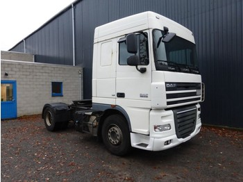 DAF XF105 410 SPACECAB - tractor unit