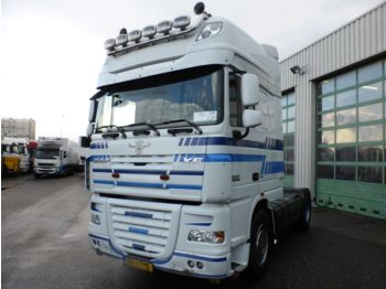 DAF XF105 410, euro 5 SSC, Super Space Cab  - tractor unit