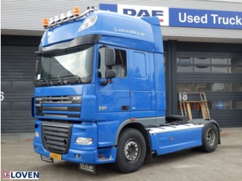 DAF XF105.460 FT - tractor unit
