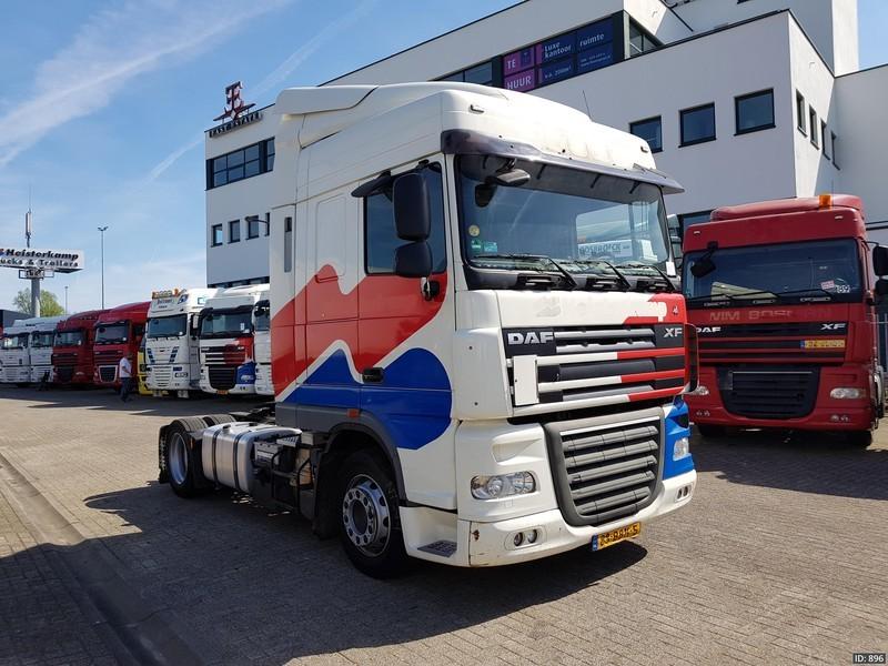 DAF XF105 460 SC, Euro 5, Engine needs repa tractor unit