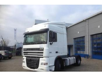 Tractor unit DAF XF105-460 / SPACECAB / AUTOMATIC / RETARDER / EURO