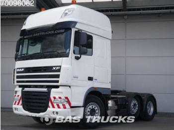 Tractor unit DAF XF105.460 SSC 6X2 Intarder Lift+Lenkachse Euro 5