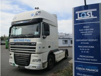 Tractor unit DAF XF105.460 SSC EURO 5