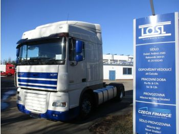 Tractor unit DAF XF105.460 Spacecab