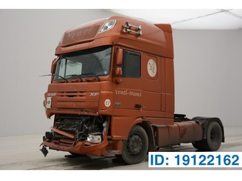 DAF XF105.460 Super Space Cab - tractor unit