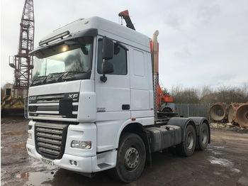 DAF XF105-510 6x4 - tractor unit