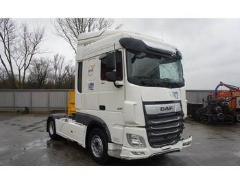 DAF XF106-480 / SPACECAB / AUTOMATIC / EURO-6 / 2017  - tractor unit