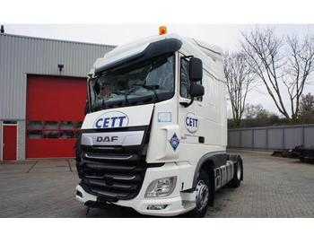 Tractor unit DAF XF106-480 / SPACECAB / AUTOMATIC / RETARDER / 52.0