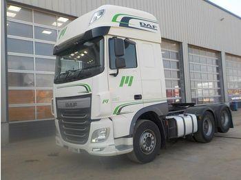 DAF XF510 - tractor unit