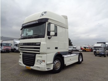 DAF XF 105.410 + Euro 5 + Airco - tractor unit