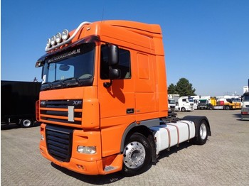 DAF XF 105.410 + Euro 5 + Spoiler - tractor unit