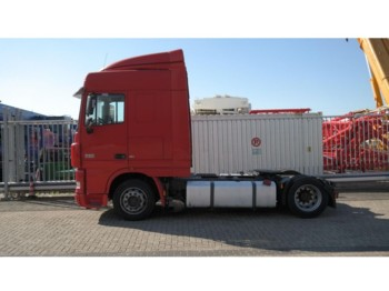 DAF XF 105.410 MEGA SPACECAB - tractor unit
