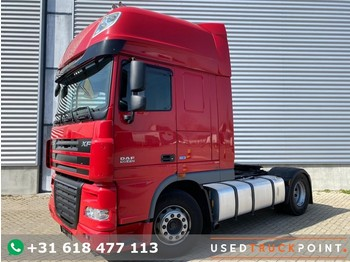 Tractor unit DAF XF 105.410 SSC / ATE / Manual / Frigobox / TUV: 2-2021: picture 1