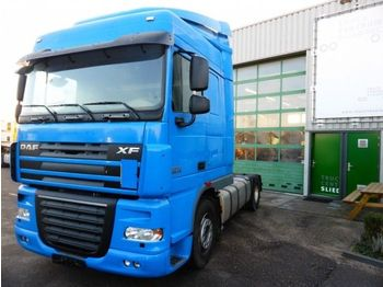 Tractor unit DAF XF 105 410 euro 5, manual, Spacecab: picture 1