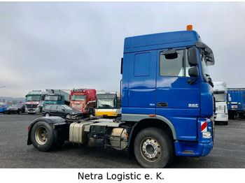 Tractor unit DAF XF 105.460 Ate RETARDER ALCOA KIPPHYDR
