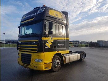 Tractor unit DAF XF 105 460 SSC Manual LOW DECK