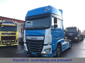 Tractor unit DAF *XF 105.460*SUPER SPACE CAP*RETARDER *EU 6 *NAVI