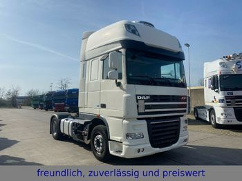 Tractor unit DAF * XF 105.460 * SUPER SPACE CUP *RETARDER *1.HAND