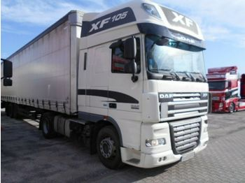 DAF XF 105.460 Superspacecab, EEV,ATE, 2013  - tractor unit