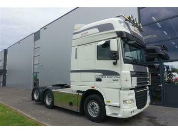 DAF XF 105.510 6X2 STEEL/AIR AUTOMATIC EURO 5  - tractor unit