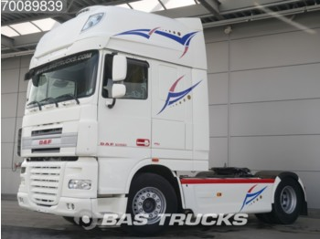 DAF XF 105.510 SSC 4X2 Intarder Standklima Euro 5 - tractor unit