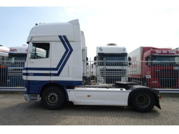 Tractor unit DAF XF 105.510 SUPER SPACECAB
