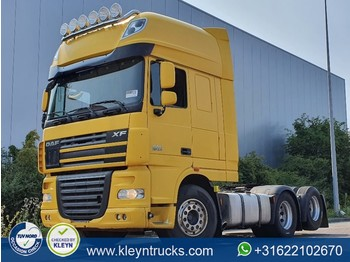 DAF XF 105.510 ssc 6x2 fts manual - tractor unit
